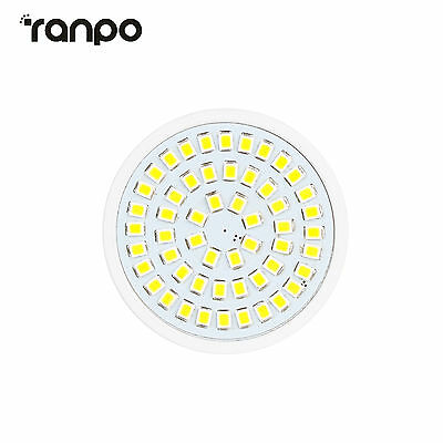 LED Spot Strahler Lampe Leuchtmittel Weiß Warmweiß GU10 E27 MR16 3W 5W 7W 220V 5