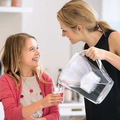 BRITA fill&enjoy Marella Water Filter Jug 3.5L with 4 x MAXTRA+ Filters White 10