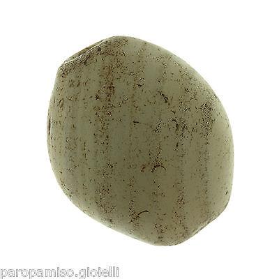 Striped Agate Bead from China-Tibet,  中国古董条纹玛瑙珠    (0640) 2