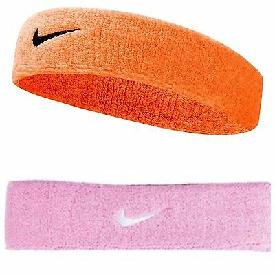 Nike Swoosh Headband Brand New 12 Different Colors To Choose From 4