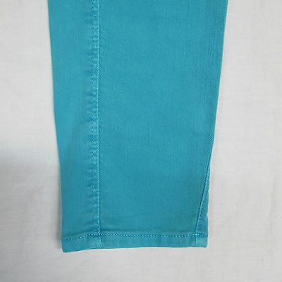 DEHA pantaloni/leggins bambina mod.F87397 col.TURCHESE tg.S estate 2014 3