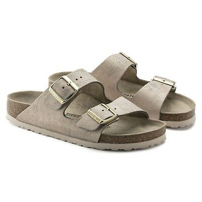 1c59868545d249 ... Birkenstock Arizona LEDER schmal washed metallic rose gold Sandalen  1008800 NEU 4