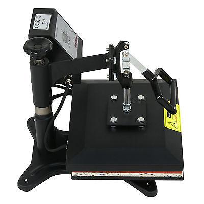 "New 12"" X 10"" CLAMSHELL HEAT PRESS T-SHIRT Digital TRANSFER SUBLIMATION MACHINE 3"