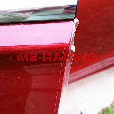 "*120"" Genuine 3M Clear Scotchgard Car Paint Protector Door Edge Guard DIY Trim 3"