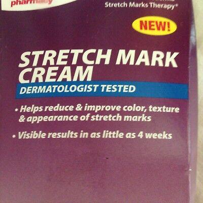 Cvs Stretch Mark Cream 4 Oz Helps Reduce Appearance Texture