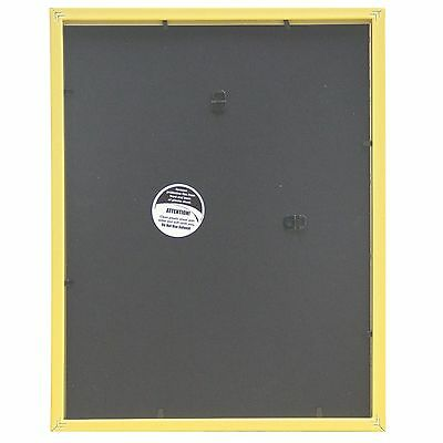 88a5407953d ... Deluxe Gold Poster Frame w Plexi-Glass - 15 Sizes to Choose From 2