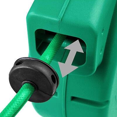 Enrouleur automatique de tuyau d'arrosage pour jardin Tuyau d'eau inclus 20 m 5
