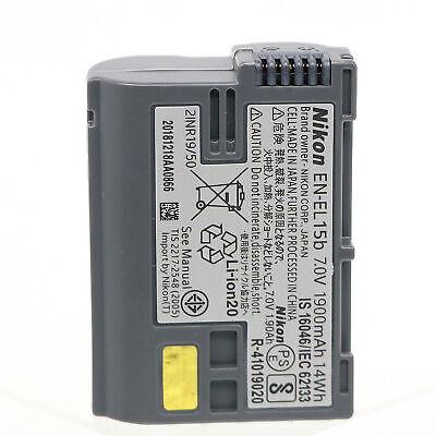 NEW Nikon EN-EL15B Battery for D850 D7500 D750 D810 Z6, Z7 Mirrorless D750 3