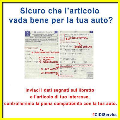 Kit 2 Bobina Magneti Marelli Fiat Punto 176 188 - 1.1 1.2 8V 1100 1200 Benzina 4