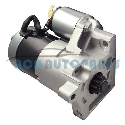 Starter Motor For Holden Commodore Berlina VN VP VR VS VT VX VY V6 3.8L Manual