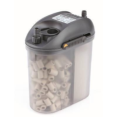 Eden 501 Außenfilter inkl Filtermaterial für Aquarien bis 60 Liter + Geschenk 2