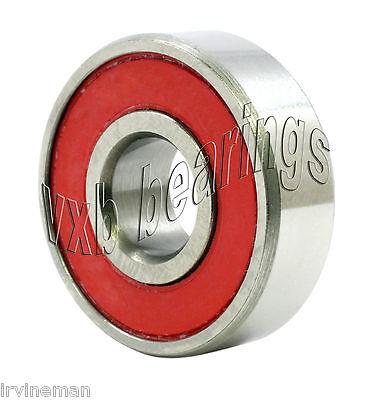 6301-2RS Ball Bearing Sealed Bore ID 12mm x OD 37mm Metric Diameter 12 x 37 mm