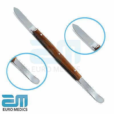 Dental Laboratory P.k Thomas Waxing Modelling Fahen Knife Carving Hand Tools 8