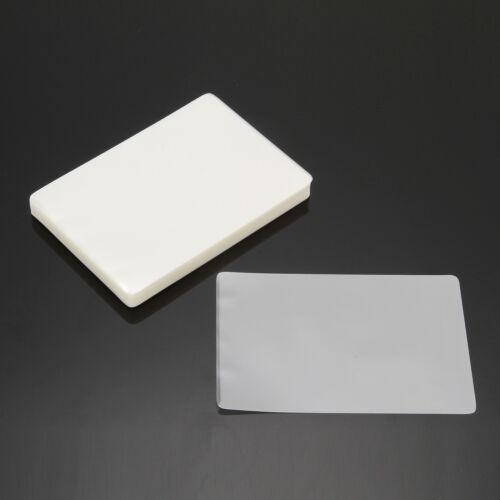 A4 A5 A6 A7 2R 3R 5R 100 sheets (70 Micron) Laminating Pouch Film Protect Photo 5