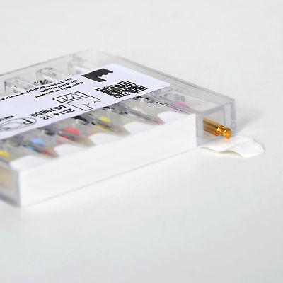 1 Box Dental Endodontic Niti Rotary Files Universe Engine Use Sx 19MM Shaping 4