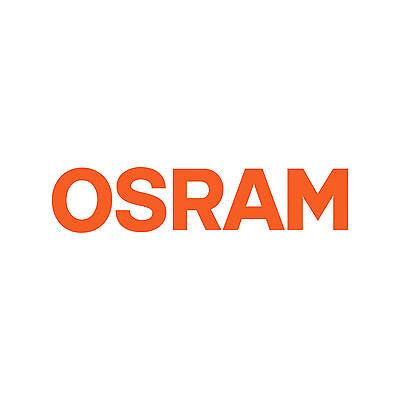 2x Osram Diadem Chome Amber Front Indicator Light Bulbs Repeater Signal Lamps