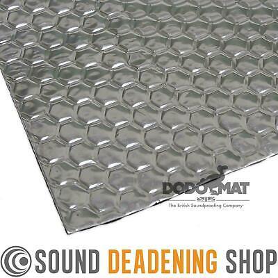 Sound Deadening Dodo Mat DEADN ® Hex 20 Sheets 20sq.ft Car Vibration Proofing 5