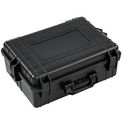 Valise photo caméra transport accessoire protection armes photographie noir 5