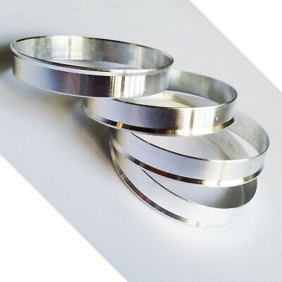 Spigot Rings Set Of 4 72.6-65.1 To suit 5 Stud Vauxhall