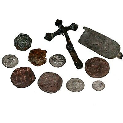 Hard Dirt? Not Any More-Use Cianuro For Your Old & Ancient Metals-Coins-Artifact 3