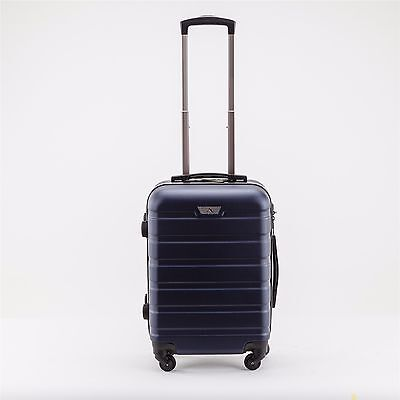 20 Inch (40L ) Suitcases Luggage Trolley Travel Bag Cabin Carry on hard case 3
