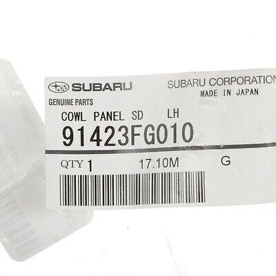2008-2014 Subaru Impreza WRX STI Left Driver/'s Cowl Side Panel 91423FG010 OEM