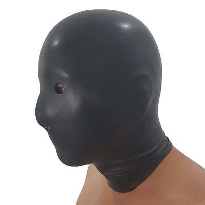 Anatomische Latex Maske aus Rubber, Einheitsgröße 5