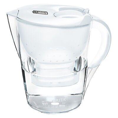 BRITA Marella Water Filter Jug 3.5L & 5 MAXTRA+ Filters (1 bonus filter included 2