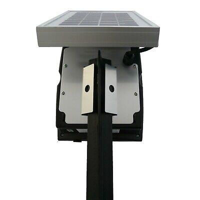 JVA SV2 Solar Electric Fence Energiser Energizer Charger - 0.15 Joule 2 km 4