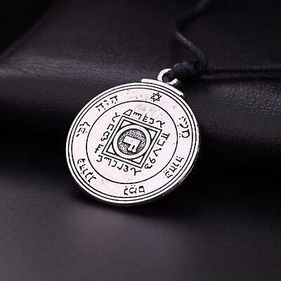 Ancient Amulet Key of Solomon Ultimate Love Pendant Gift Necklace for Women Men 4