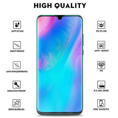For Huawei Tempered Glass New Full Screen Protector Mate 20 P20 P30 Pro Lite 2