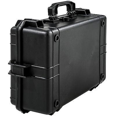 Valise photo caméra transport accessoire protection armes photographie noir 6