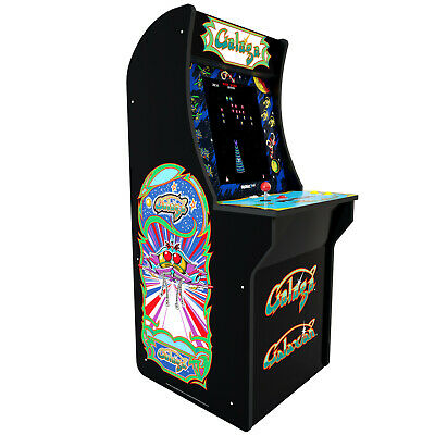 Arcade1UP GALAGA Fast Fire! Upgrade Service,Flash to latest software,Rapid shoot 6