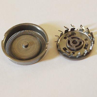 3xShaver Head for Philips Norelco HQ56 HQ55 HQ4+ HQ3 Reflex Plus 6863XL CloseCut