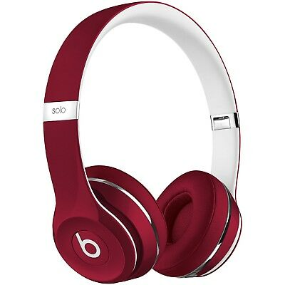 Beats by Dr. Dre Solo 2 Wired Headband Headphones 8