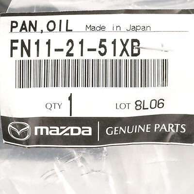 FSL0-21-51XB 2006-2013 Mazda 3 5 CX-7 OEM Automatic Transmission Pan 6