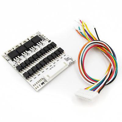 Batterie Schutz Tafel BMS PCB 10Packs 36V 10S Li-Ion Zelle maximale 40A Balance