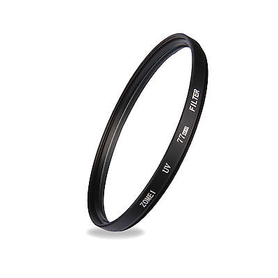 ZOMEI UV Filter Camera Lens Protector for Canon 52/55/58/62/67/72/77/82/86mm 4