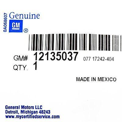 OEM NEW ELECTRICAL Alternator Diode 06-12 Chevrolet GMC Hummer Pontiac  12135037