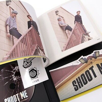 [DAY6]3th mini album Shoot Me:Youth Part 1/Trigger Ver./Only Album/No photocard 2