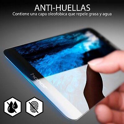 Protector Pantalla Huawei P8 Lite 2017 Cristal Templado 3D Dureza 9H 5