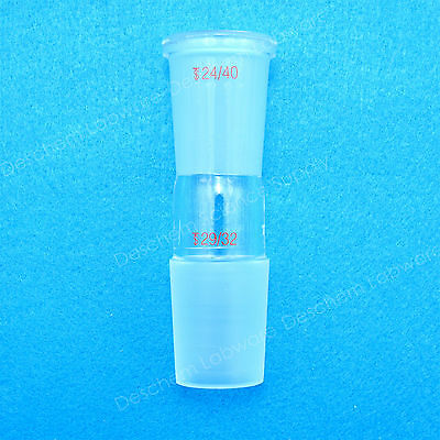 Glass Reducing Joint from 29/32 to 24/40,Lab Glassware 2