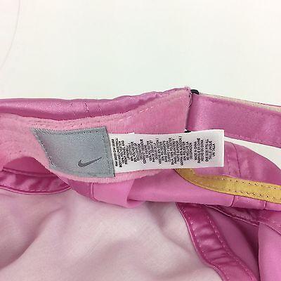 809651553d4 ... Girls 7-12 NIKE Swoosh Logo Pink Baseball Cap Hat Adjustable Strapback 7