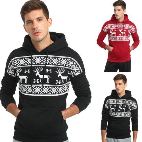 Ugly Christmas Sweater Women Men Xmas Jumper Sweatshirt T-shirt Tops Hoodies 10