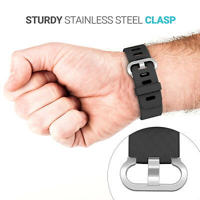 For Fitbit Charge 3 Wrist Straps Wristband Best Replacement Accessory Watch Band 4