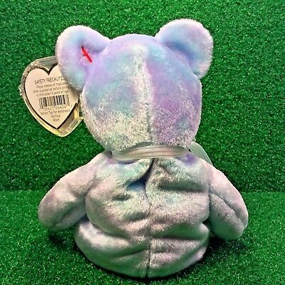 586fbd43dc1 ... NEW Ty Beanie Baby Issy The Bear LOS ANGELES Four Seasons Hotel  Exclusive - MWMT 5