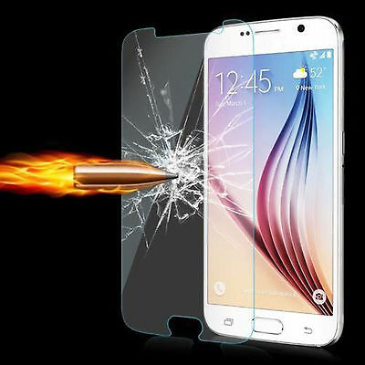 2Pcs HQ 9H Premium Tempered Glass Screen Protector Film For Samsung Galaxy Phone 6
