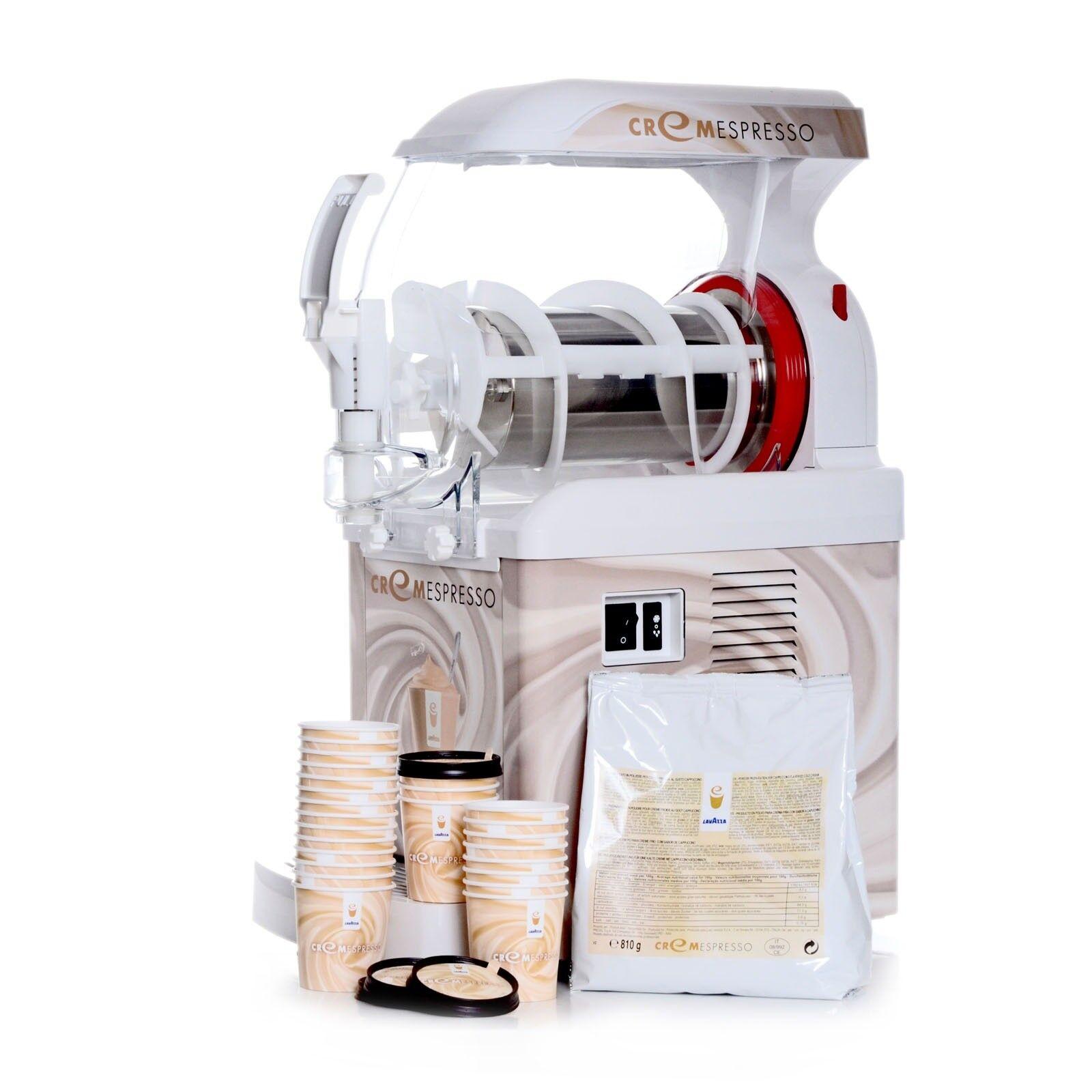 ,Haushaltseispulver,Eismix,Fertigmischung für Maschine 21,81€//Kg 11x Eispulver