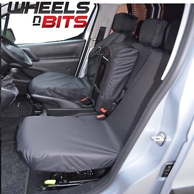 WNB® Citroen Berlingo 08 100/% Fit Tailored Heavy duty Nylon Van Seat Cover