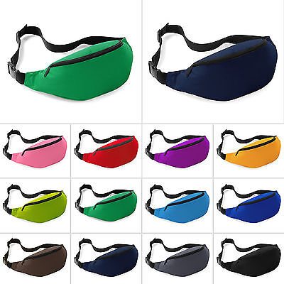 Fanny Pack Bum Travel Bags Sports Holiday Running Waist Money Wallet Pouch Belt